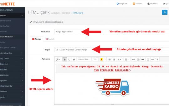 html-icerik-ekle2